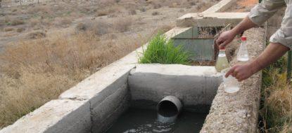Brunnen-Sanierung in Syrien