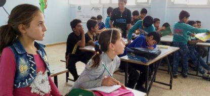 Schule für 250 Kinder in Syrien
