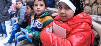 Schulen und Kitas in Aleppo | 2012-2016