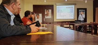 Almanya auf Arabisch – Seminare | 2017 – 2019